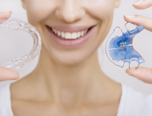 Clean Teeth Need a Clean Retainer. Here's How!